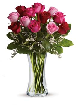 Code: R32V. Name: I Love You. Description: Show them how you really feel with this impressive arrangement of red and pink roses! It is a grand gesture guaranteed to make them smile. Price: NZD $124.90