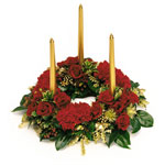 Category: Christmas Flowers. Description: Our Xmas range for the festiver season - Merry Christmas in North Shore Auckland . Price: NZD From $57.95