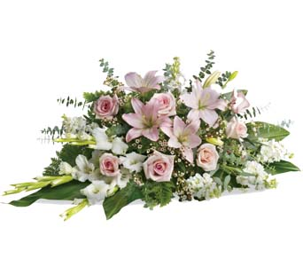 Category: Sympathy. Description: Order flowers, Sprays, Casket Wreaths, Remembrance Flowers for Palmerston North Funerals. Price: NZD From $59.95