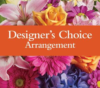 Designers choice arrangement